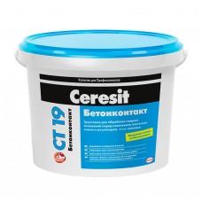 Грунтовка Ceresit CT 19 Бетонконтакт (15 кг)