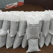 Сухая засыпка керамзит для пола фр-0-5мм (35л)