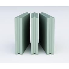 Пазогребневая плита Волма 667х500х100 мм Полнотелая Влагостойкая