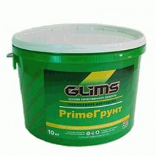 Грунтовка «Glims-Prime» Грунт глубокого проникновения 10кг
