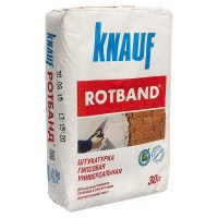 Ротбанд Кнауф гипсовая универсальная штукатурка 30кг