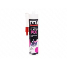 TYTAN  Жидкие гвозди CLASSIC FIX невидимый шов