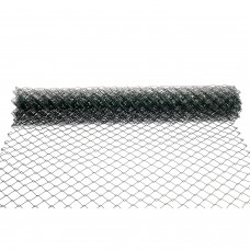 Черная сетка Рабица 1х10м яч: 15х15х1мм