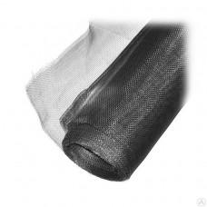 Тканая штукатурная сетка черная 2х2х0,4мм рулон 1х20м
