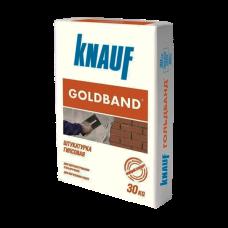 Штукатурная смесь Кнауф Гольдбанд Гипсовая 30кг