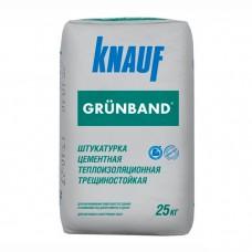 Штукатурная смесь Кнауф Грюнбанд фасадная 25кг