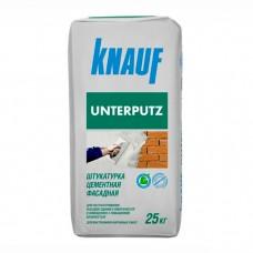Цементная штукатурка Кнауф Унтерпутц 25кг