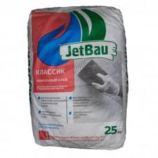 Клей плиточный JetBau Классик 25кг