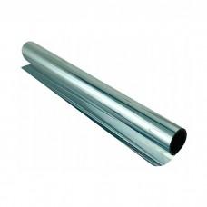 Фольга алюминиевая для бани, сауны 100 мкр (10м2)