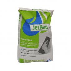Гипсовая штукатурка Кристал Jet-Bau ручного нанесения 30кг